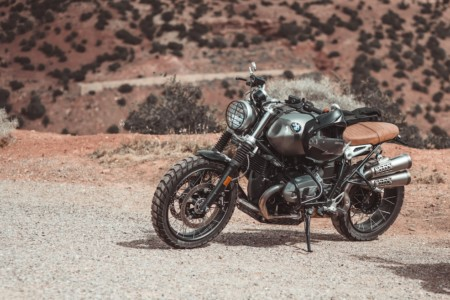 BMW R Nine T Cruizador