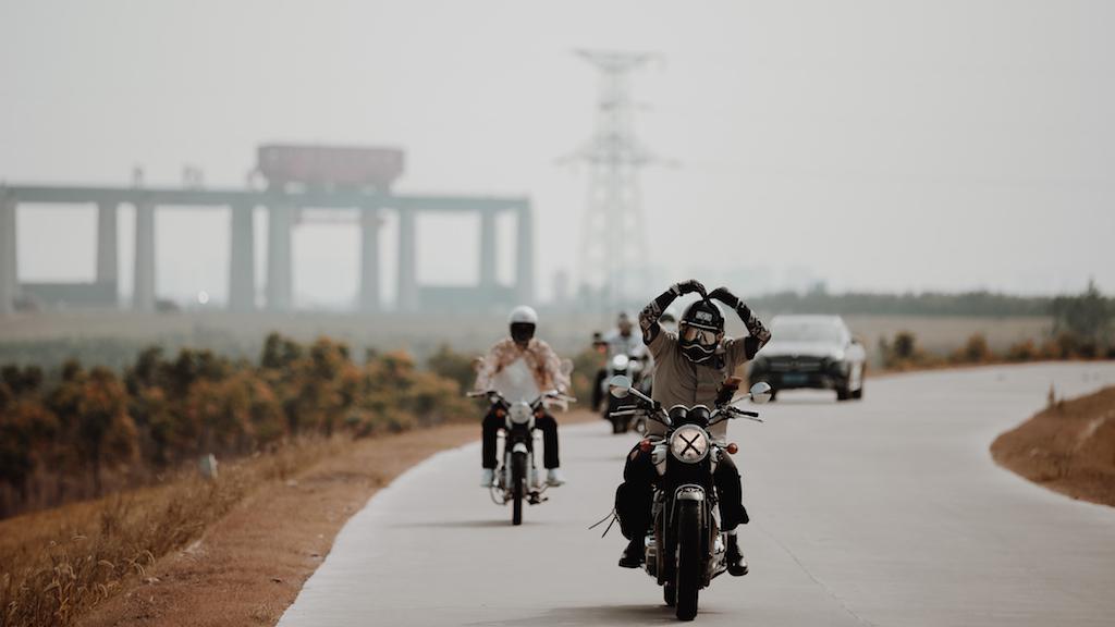 Motorcycle Cruizador