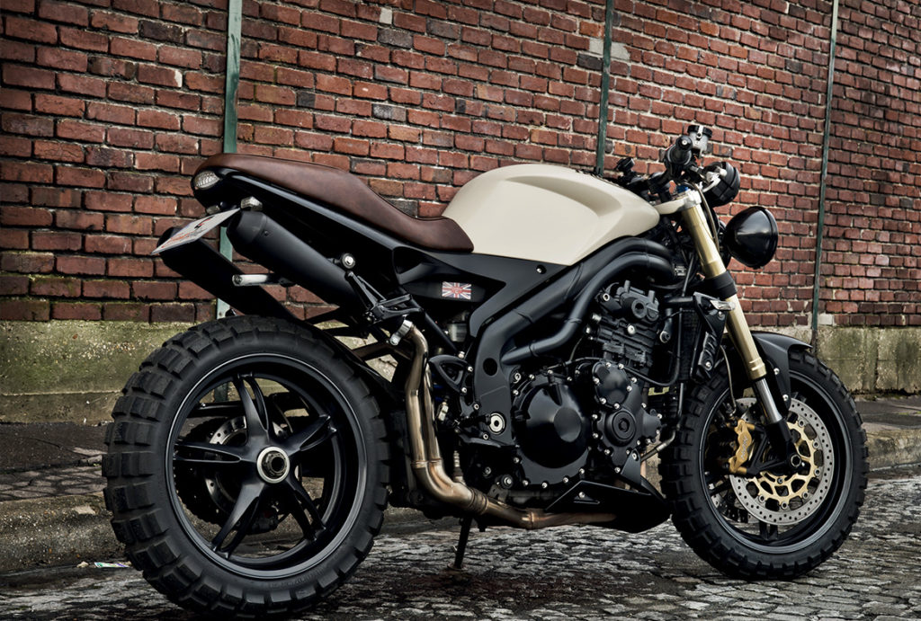 Triumph Speed Triple, CreativGarage