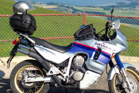 Honda XLV 600 Transalp