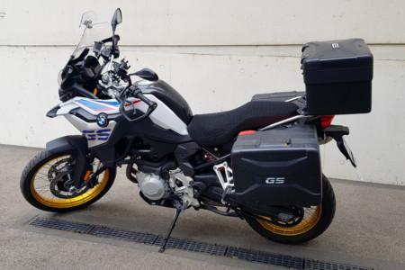 BMW F850 GS Cruizador