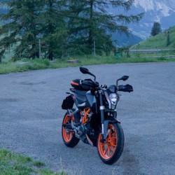 KTM Duke 390 Cruizador