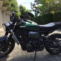 Yamaha XSR 700 Cruizador