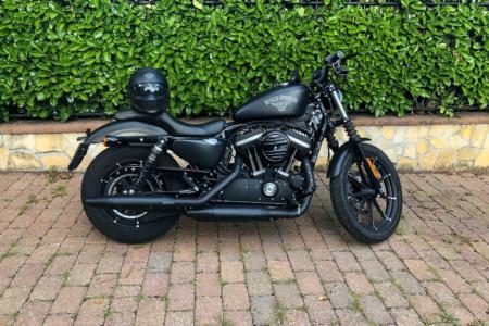 Harley Davidson Sportster Iron 883 Cruizador