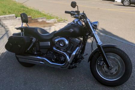 Harley Davidson Fat Bob Cruizador