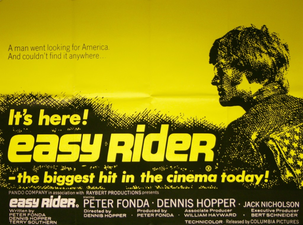 Easy Rider The Movie Cruizador