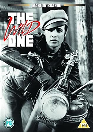 The Wild One Movie Marlon Brando Cruizador Triumph Thunderbird 6T