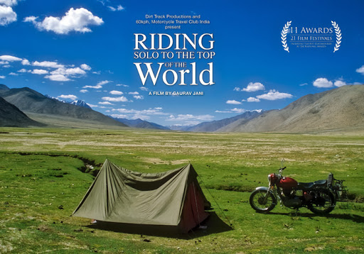 Riding Solo to the Top of the World Cruizador Royal Enfield Roadmovie India Ladakh