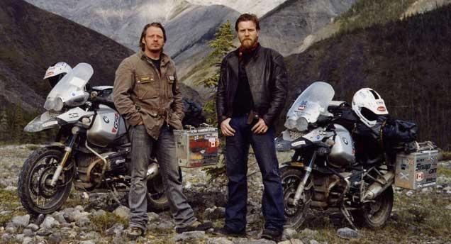 Long Way Round, Documentary, Cruizador, Ewan McGregor, BMW Motorrad, GS 1150 Adventure, Around the World