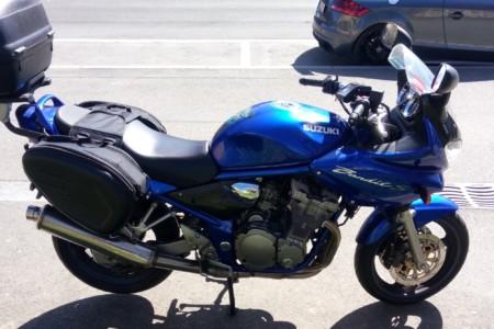 Suzuki Bandit 600 S Cruizador