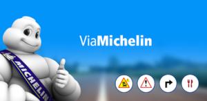 ViaMichelin Navigation App Cruizador Smartphone