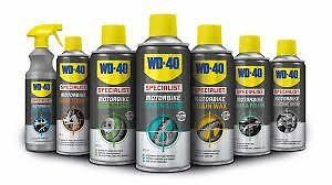 WD40 Motorcycle Cleaning Set Cruizador