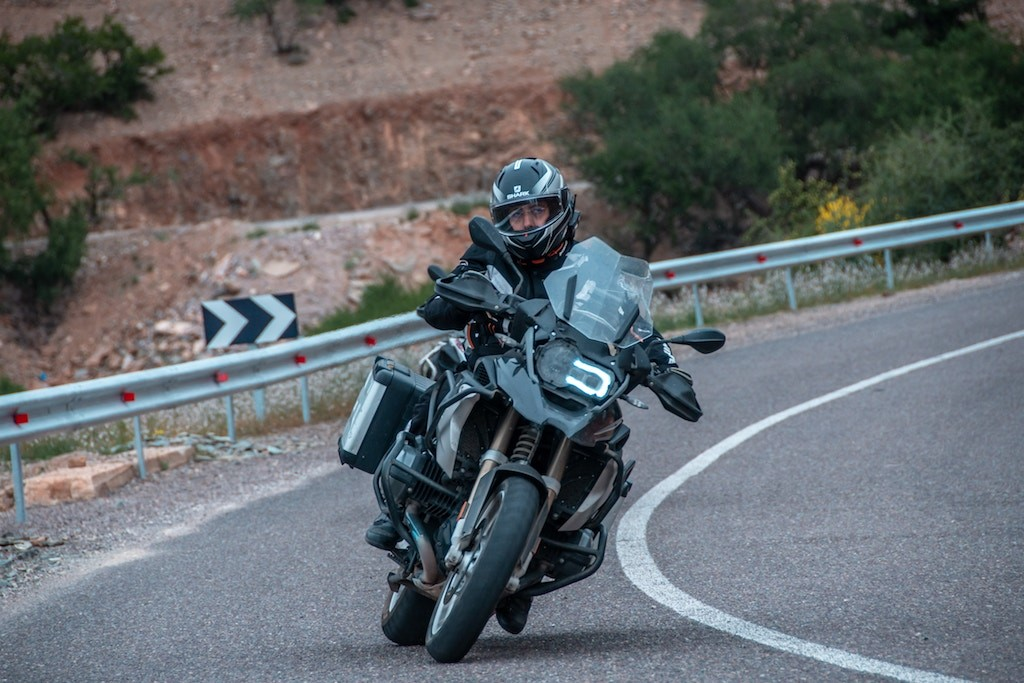 BMW R1200 GS Cruizador
