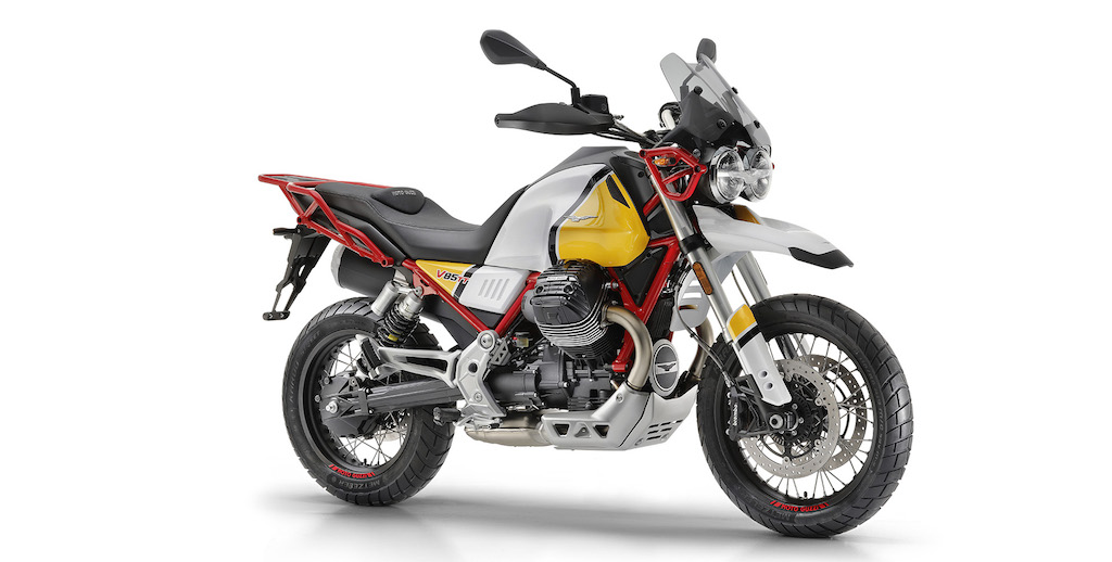 Moto Guzzi V85TT Cruizador