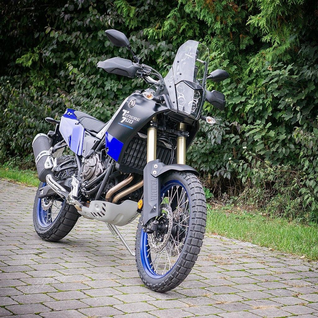 Yamaha Ténéré 700 Cruizador