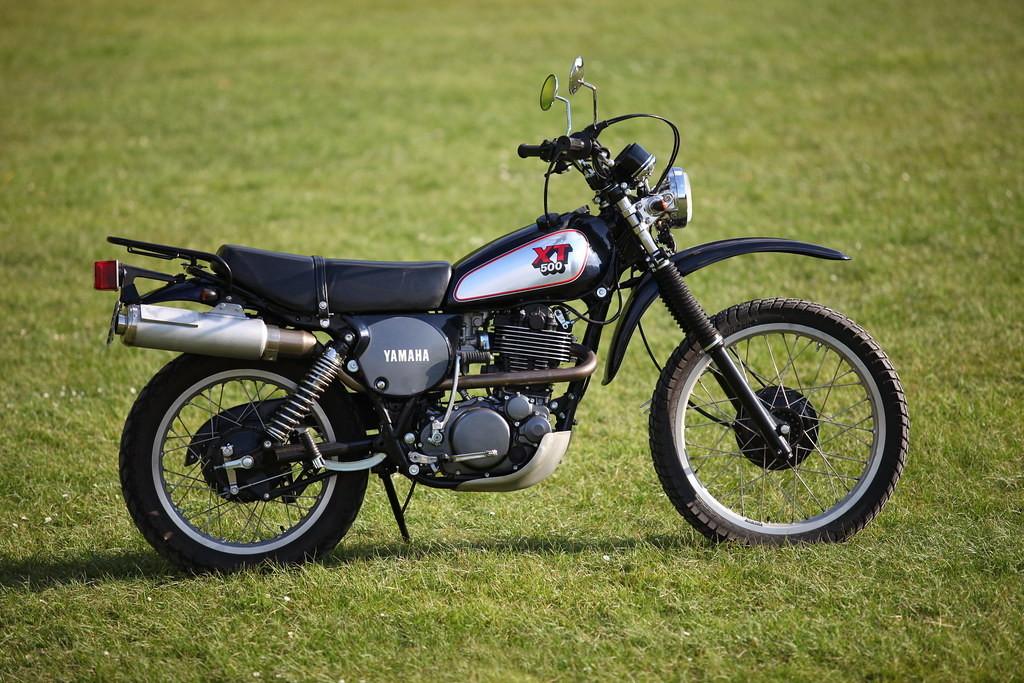 Yamaha XT-500 1989 Cruizador