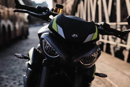 Triumph Street Triple RS Cruizador