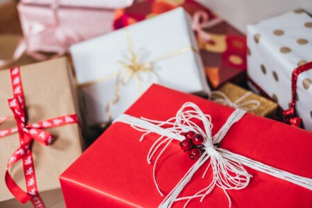 Christmas Present Holiday Gifts