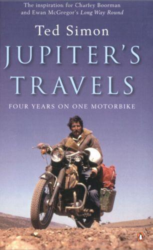 Jupiter's Travel Ted Simon Book Livre