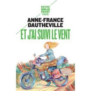 Anne France Dautheville_Et j'ai suivi le vent Cruizador