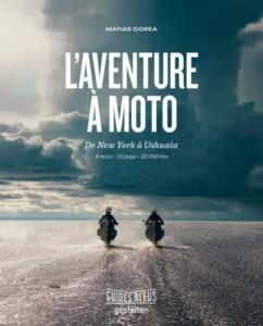 L'aventure à moto, Matias Corea Cruizador