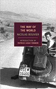Nicolas Bouvier the Way of the World Cruizador
