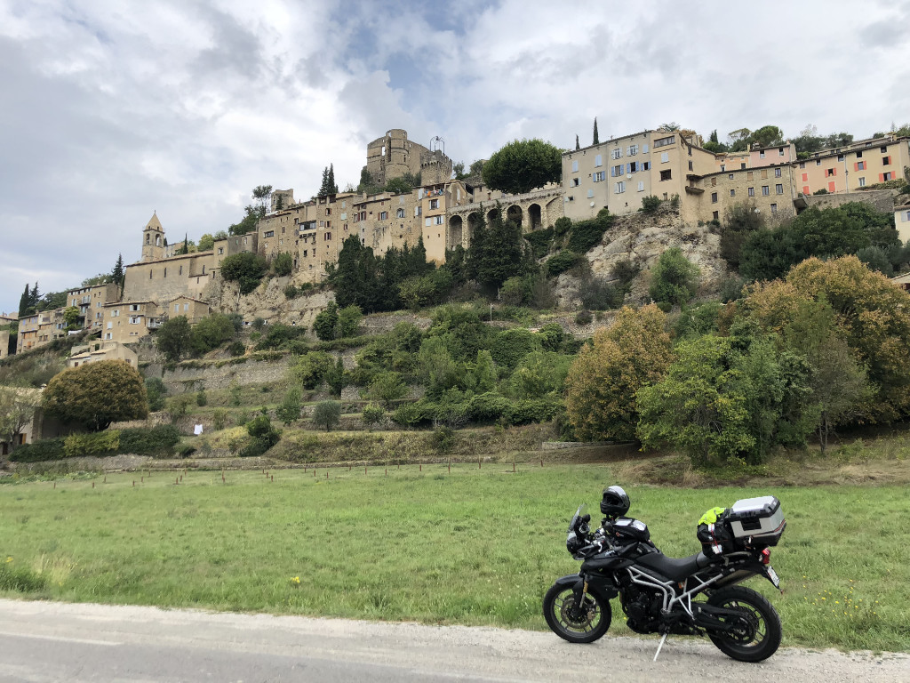 Montbrun-les-Bains France Cruizador
