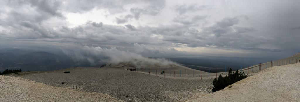 Top of the Mont-Ventoux France Cruizador