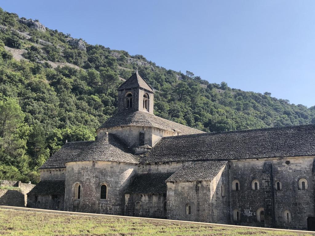 Abbaye Notre-Dame de Sénanque France Cruizador