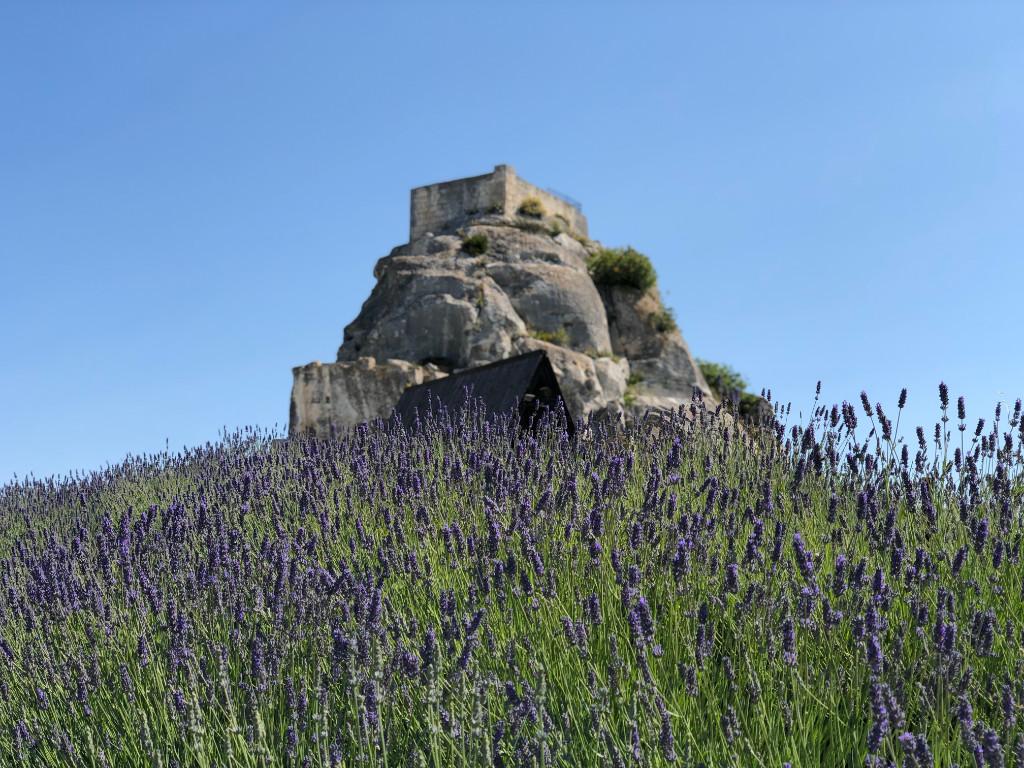 Les Baux-de-Provence France Cruizador Chateau